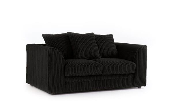 Grantley 2 Seater Sofa Black