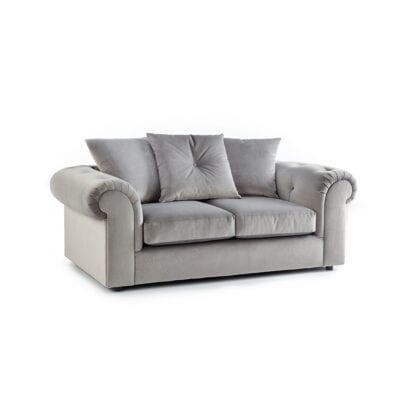 Lynton 2 Seater Sofa Grey