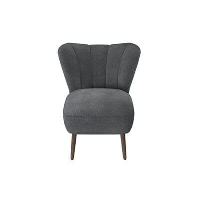 Savannah Chenille Cocktail Chair