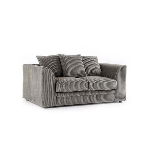 Grantley 2 Seater Sofa Charcoal