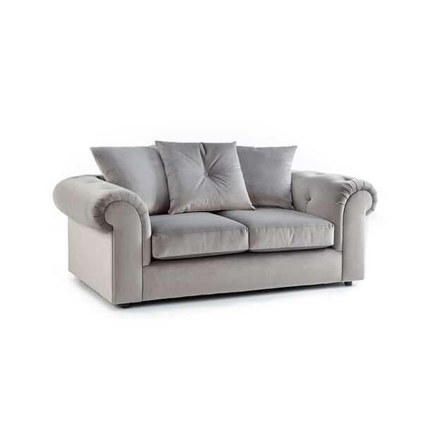 Lynton 2 Seater Grey