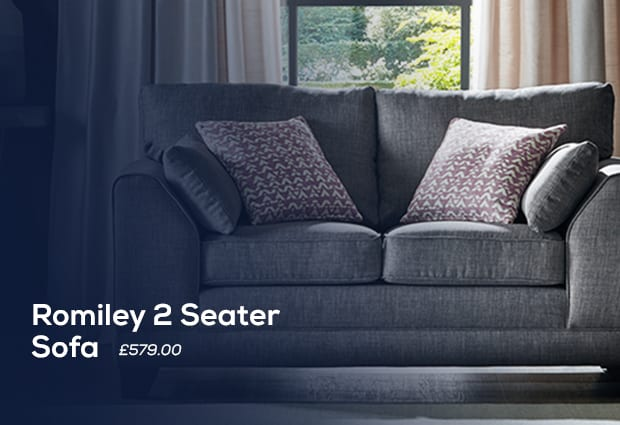 romiley 2 seater display
