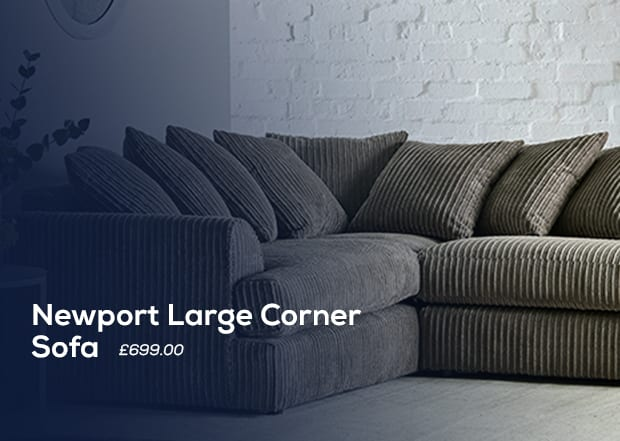 newport large sofa