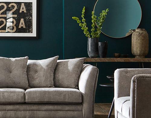 Thorton 2 & 3 Seater Sofa Suite